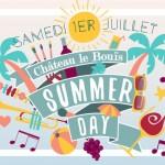 <b>Summer Day ce samedi 1er juillet au Château le Bouïs</b>