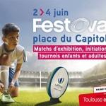 <b>6e édition du FestOval du 2 au 4 juin à Toulouse</b>