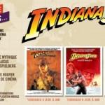 <b>La Trilogie Indiana Jones dans les cinéma Gaumont Toulouse et Labège</b>