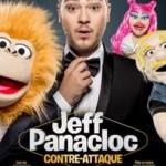 <b>Jeff Panacloc, son nouveau spectacle au Bascala en mai 2018</b>