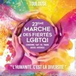 <b>La Marche des fiertés, ce samedi 10 juin à Toulouse</b>