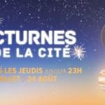 <b>Les nocturnes à la Cité de l'Espace à partir du 13 juillet !</b>