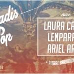 <b>Paradis Pop à la Chapelle des Carmélites vendredi soir !</b>
