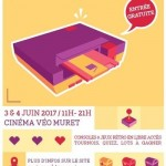 <b>Week-end Retrogaming au Cinéma Véo de Muret !</b>