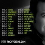 <b>Roch Voisine en concert à Toulouse en 2018</b>