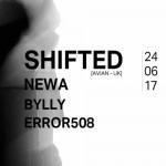 <b>Soirée Techno avec Shifted, Newa et Bylly au Bikini</b>