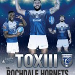 <b>TO XIII – Rochdale Hornets : Gagnez vos places sur Toulouse Blog !</b>