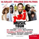 <b>Les festivités du 14 juillet à la Prairie des Filtres de Toulouse !</b>