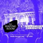 <b>Fêtez le début des soirées d'été demain soir au @museelabit avec the Waiting room:  http://bit.ly/2u...</b>