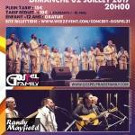 <b>Ce soir, concert gospel au Centre des congrès Pierre Baudis #Toulouse :  http://bit.ly/2tsr2az #vis...</b>