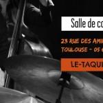 <b>Ce soir, jazz créole au Taquin avec Akoda :  http://bit.ly/2u4IfX6 #Toulouse #visiteztoulousepic.tw...</b>