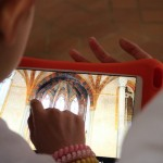 <b>Nouveau : les rigol'héros médiévaux, un jeu sur tablette numérique pour visiter en famille le Couven...</b>