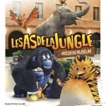<b>Les héros des As de la Jungle en mission au Muséum de Toulouse !</b>