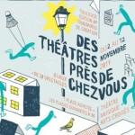 <b>7ème édition des Théâtres près de chez vous en novembre 2017 à Toulouse</b>