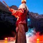 <b>Festival de Gavarnie du 25 juillet au 6 aout avec le spectacle Dracula</b>