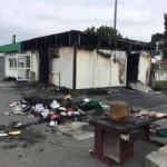 <b>Les locaux du club de football de Saint-Simon ravagés par un incendie</b>