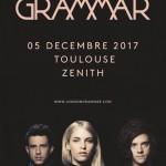 <b>London Grammar en concert au Zénith de Toulouse le 5 décembre 2017</b>