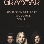<b>En décembre 2017, London Grammar au Zénith de Toulouse</b>