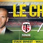 <b>Ce lundi, le Stade Toulousain affronte France 98</b>