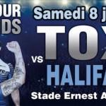 <b>TO XIII v Halifax: Samedi à Blagnac, un choc qui compte double !</b>