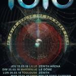 <b>Toto fête ses 40 ans à Toulouse en mars 2018</b>