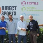 <b>Le TO XIII continue sa route avec Erreà et Direct Sports</b>