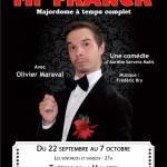 <b>Mr. Franck,  Majordome à temps complet</b>