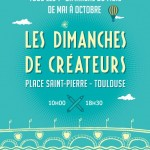 <b>A noter: tous les 1ers dimanches du mois, un marché de créateurs se tient place St Pierre  http://bi...</b>