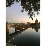 <b>Toulouse la nuit. #Toulouse #VisitezToulousepic.twitter.com/9w4U4EdNk9</b>