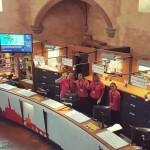 <b>Et nous sommes prêts à ouvrir également ! Nous vous accueillons à l&#039;office de tourisme au Donjo...</b>