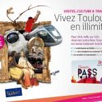 <b>#Toulouse : pour visiter à prix réduits, pensez au Pass Tourisme :  http://bit.ly/10kZtrH #visitezt...</b>