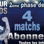 <b>TO XIII : Abonnez-vous à la deuxième phase du Championship</b>