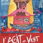 <b>L'Agit au vert, du 25 au 27 août à Toulouse, métro Argoulets</b>