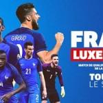 <b>FOOT : France – Luxembourg le 3 septembre à Toulouse</b>