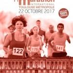 <b>Inscrivez-vous pour le Marathon Toulouse Métropole 2017</b>