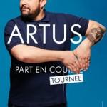 <b>L'hilarant Artus sur la scène du Casino en 2018</b>