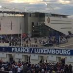 <b>Bonne ambiance pour #FRALUX au Stadium de #Toulouse ! #visiteztoulousepic.twitter.com/NliXgPVJtx</b>