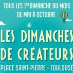 <b>Faites un tour au marché des créateurs place St Pierre #Toulouse :  http://bit.ly/2vEybSt #visitezt...</b>