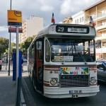 <b>#JEP #Toulouse : en route avec les 2 bus-musée de type SC10 (1979 &amp; 1989) ! Rencontre surprenant...</b>