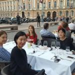 <b>Hier soir, nous avons accueilli 5 journalistes coréennes pour une découverte de #Toulouse et de la r...</b>