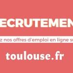 <b>consultez les dernières offres d&#039;#emploi proposées par la Mairie de Toulouse  http://bit.ly/Emp...</b>