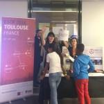 <b>Gros succès pour la Chasse aux Chercheurs @ESOF_eu lors de la #nuitdeschercheurs #Toulouse #science ...</b>
