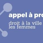 <b>Appel à projets - Droit à la ville pour les femmes  http://bit.ly/2vIf7qjpic.twitter.com/EWSFWxSBqh</b>