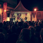 <b>Retrouvez les apéros-concerts du @Festcinespana tous les soirs à la @cinematheqtlse :  http://bit.ly...</b>