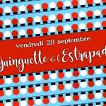 <b>Ce soir, repas, concert et tombola à la guinguette de l'estrapade :  http://bit.ly/2wYVENX #Toulous...</b>
