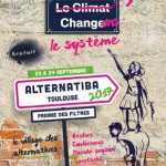 <b>2e édition d'Alternatiba ce weekend à Toulouse</b>