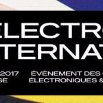 <b>Coup d'envoi de la 13e édition d'Electro Alternativ à Toulouse</b>