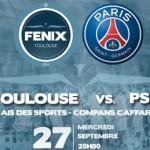 <b>Lidl StarLigue : Paris trop fort pour le FENIX Toulouse</b>