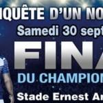 <b>Finale Championship Shield – Une journée exceptionnelle de prévue</b>