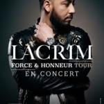 <b>Report de la Tournée de Lacrim : Le 3 mars au Zénith de Toulouse</b>